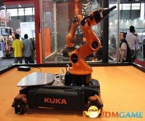 机器人已开始向家电业渗透:市场很大 挑战不小