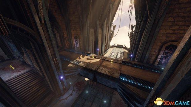 《雷神之锤:冠军》预告和截图 地图和英雄展示