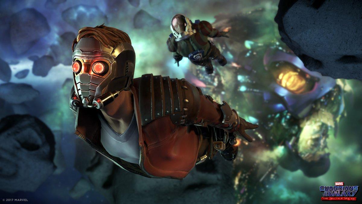 银河护卫队:故事版 游戏截图