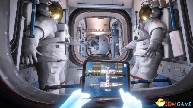 体验太空 戴上Oculus Rift去国际空间站里走一遭