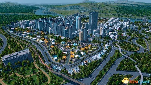 《城市:天际线》两年卖350万份 获免费中国风DLC