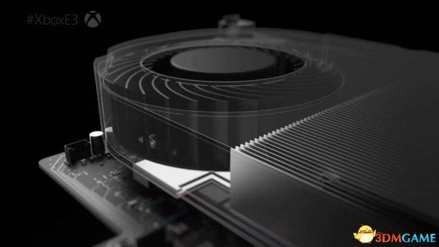Xbox天蝎座支持4K蓝光光驱 1080P模式下画质优化