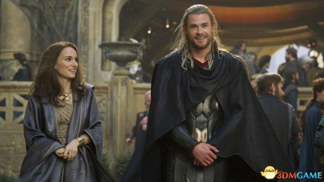 新片《雷神3》中索尔与简分手 竟然是看上瓦尔基里