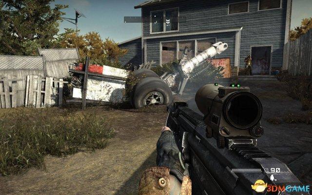 国土防线2革命未加密版无法启动游戏怎么解决