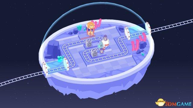 移动PC同步登陆:独立科幻解谜游戏《宇宙快车》发售