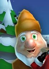 圣诞老人跑酷2 英文硬盘版