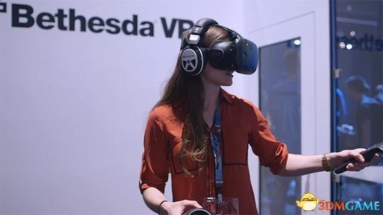 《辐射4》VR版E3将有演示 B社:将让你大吃一惊