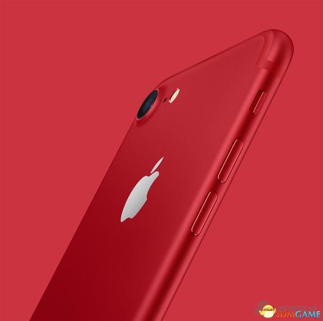 """苹果推出红色特别版iPhone7 喜庆""""中国红""""真的会"""