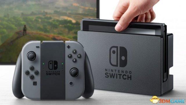 零售商数据统计:Switch非常强势 配售率高达5.5