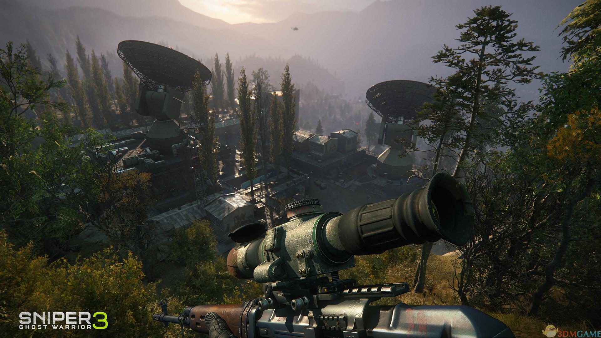 狙击手:幽灵战士3 v1.01升级挡+加密补丁[BALDMAN]