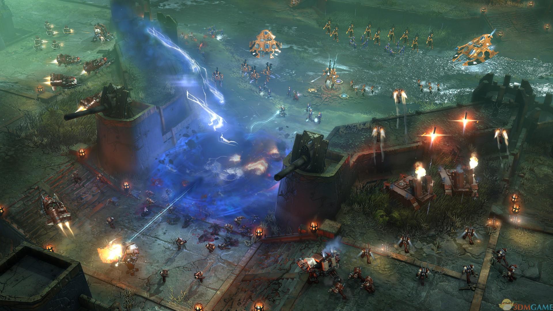 战锤40K:战争黎明3插图4