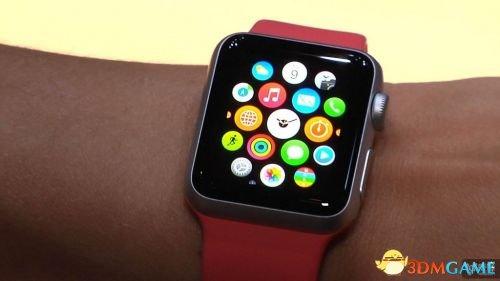 Apple Watch主导市场 可穿戴设备未来前途光明