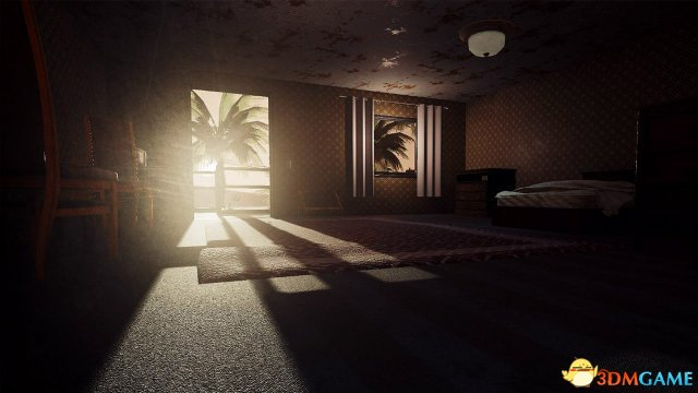 美如画的恐怖VR!《高地旅馆:惊悚片》登陆steam