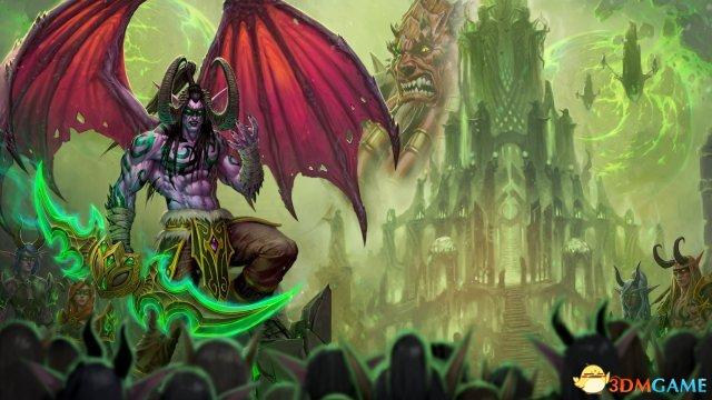 《魔兽世界》7.2版本上线! 飞行解锁决战破碎海滩
