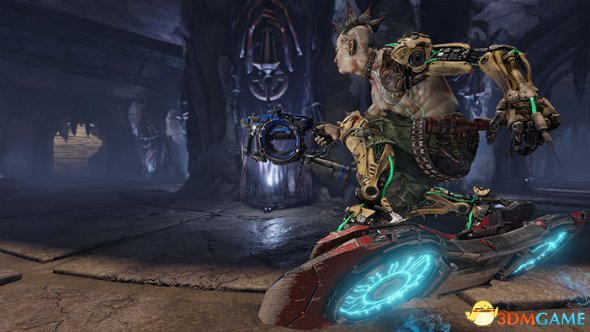 <b>免费游戏《雷神之锤:冠军》BETA封测日期公布</b>