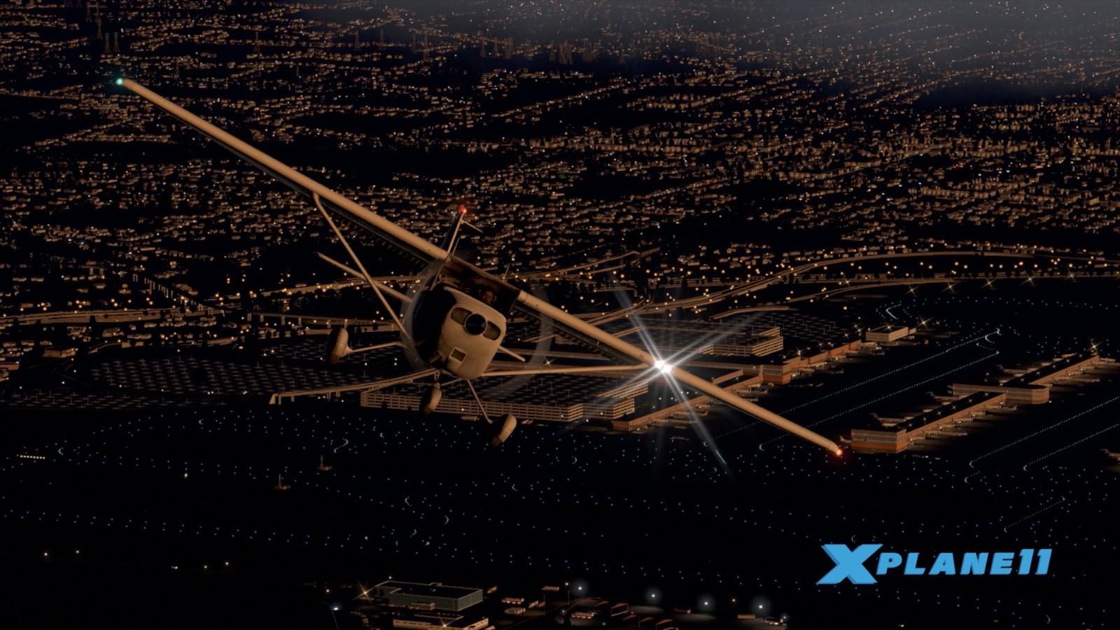 专业飞行模拟11 游戏截图