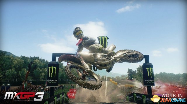 摩托竞速游戏《越野摩托3》发售日变更至5月30日
