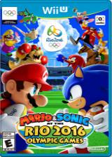 马里奥与索尼克在里约奥运会 欧版