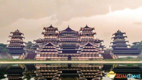 建筑大神的第一次对决 我的世界中国版即将开启