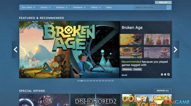 <b>Valve想方设法让Steam无名好游戏进入玩家视野</b>