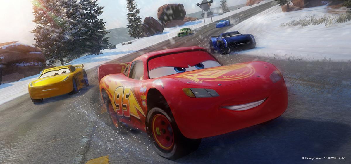 赛车总动员3:极速挑战 游戏截图