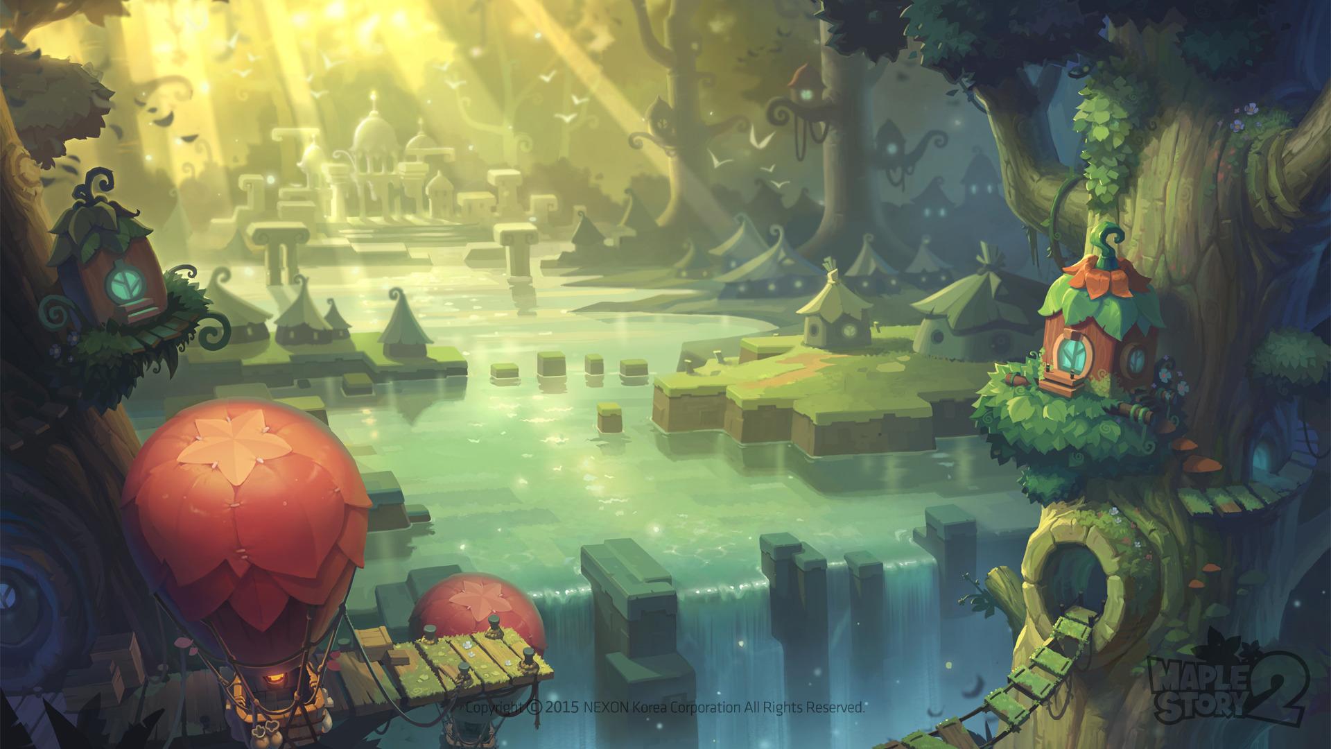 《冒险岛2》年度版本震撼来袭 启灵师带你挑战扎昆