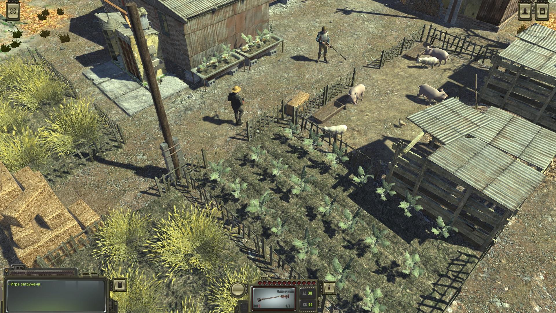 核爆RPG:末日余生/ATOM RPG: Post-apocalyptic indie gam