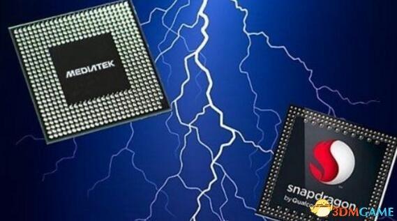 中国市场手机芯片展开拉锯战:高通进 联发科退