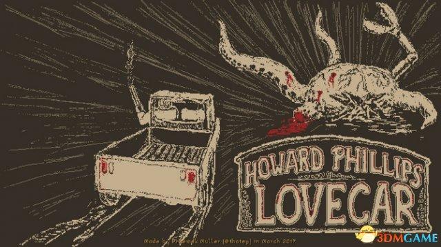 肆意碾压 创意新游《霍华德菲利普Lovecar》公开
