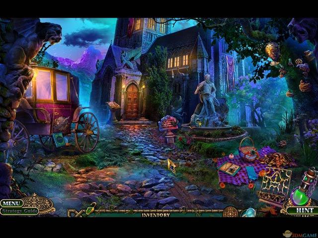 魔法王国:黑暗之种 游戏截图