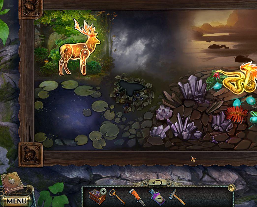 暗与火2:丢失的记忆 游戏截图