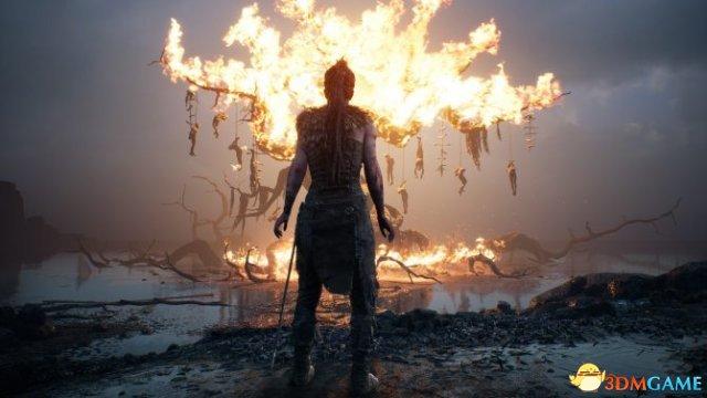 《地狱之刃:塞娜的献祭》全新玩法演示 3A级别