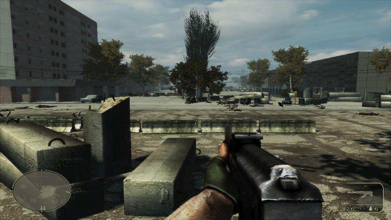 切尔诺贝利恐怖袭击 游戏截图