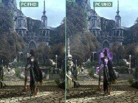 画面进步 《猎天使魔女》PC 4K/PC/PS3对比视频