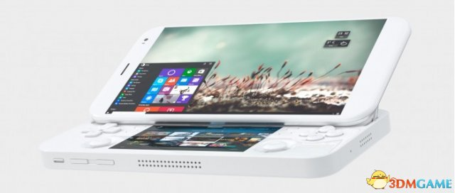 Windows 10/安卓双屏双系统便携掌机PGS接受预订