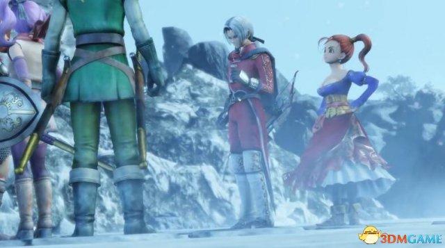 《勇者斗恶龙:英雄2》英雄预告Jessica与Angelo篇
