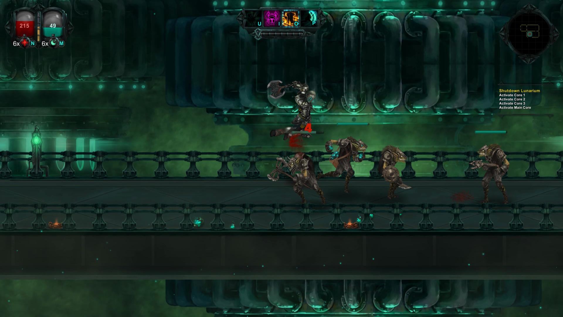 月光林地 游戏截图