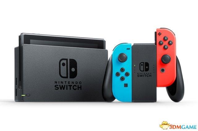 Switch成3月份美国最畅销主机 销量超过90万台