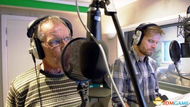 《战锤40K:战争黎明3》视频 配音演员激情演出