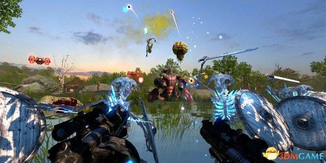 《英雄萨姆VR:最后的希望》将更新加入中文字幕
