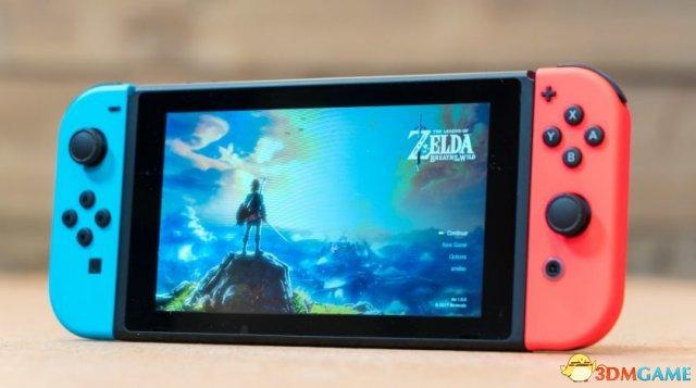 花旗银行预测Switch或有Mini版 一年销量达670万