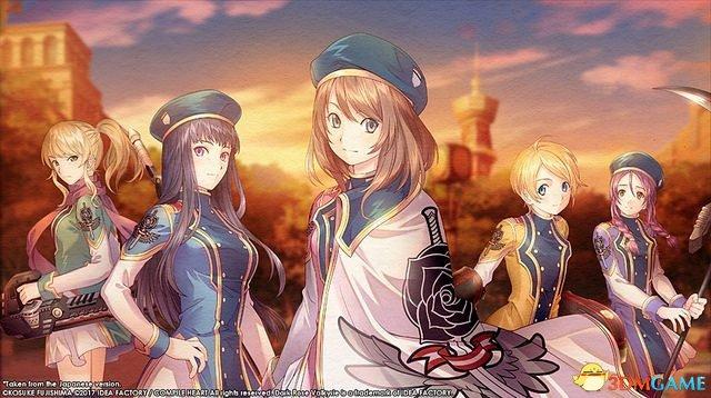 RPG《黑玫瑰女武神》欧美版发售日公布 PS4独占