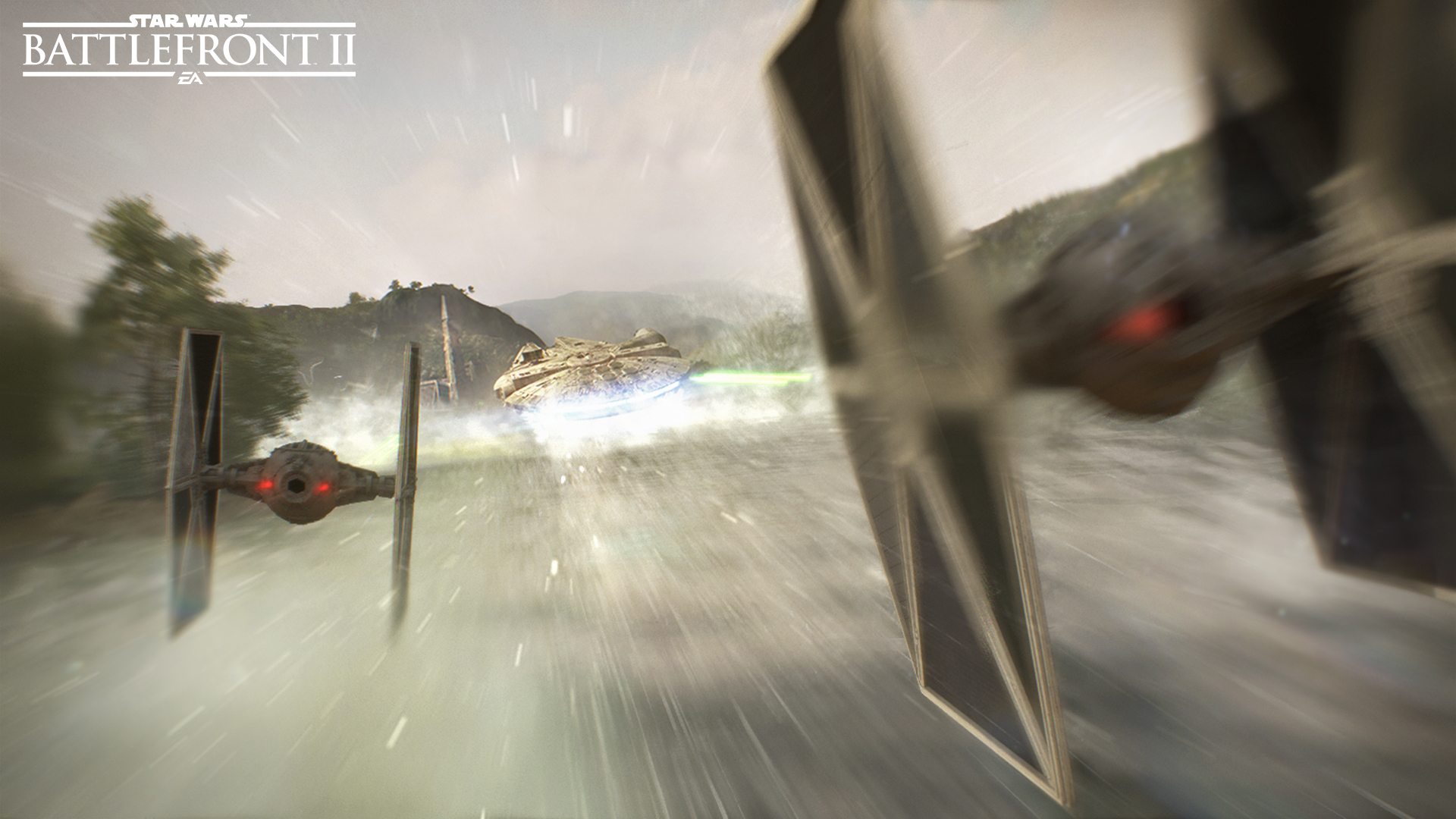 星球大战:战争前线2 新版庆典版/Star Wars Battlefront 2