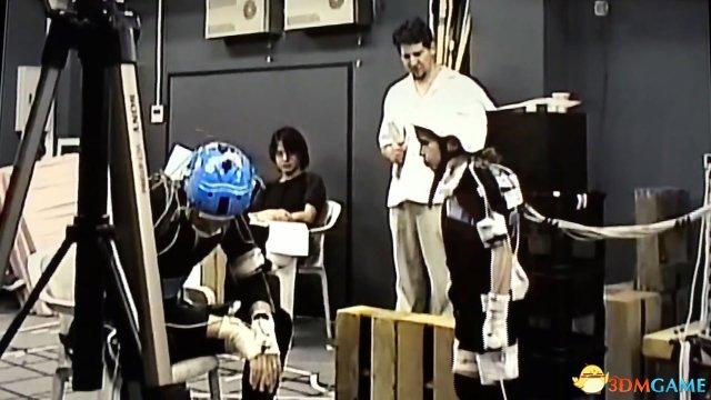 珍贵资料!十几年前《寂静岭2》动作捕捉视频