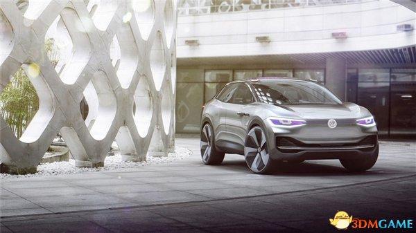 超越特斯拉!大众电动概念车公布:颜值超级科幻