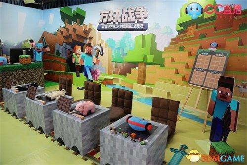 《我的世界》中国版主播线上娱乐赛 CC直播大获全胜