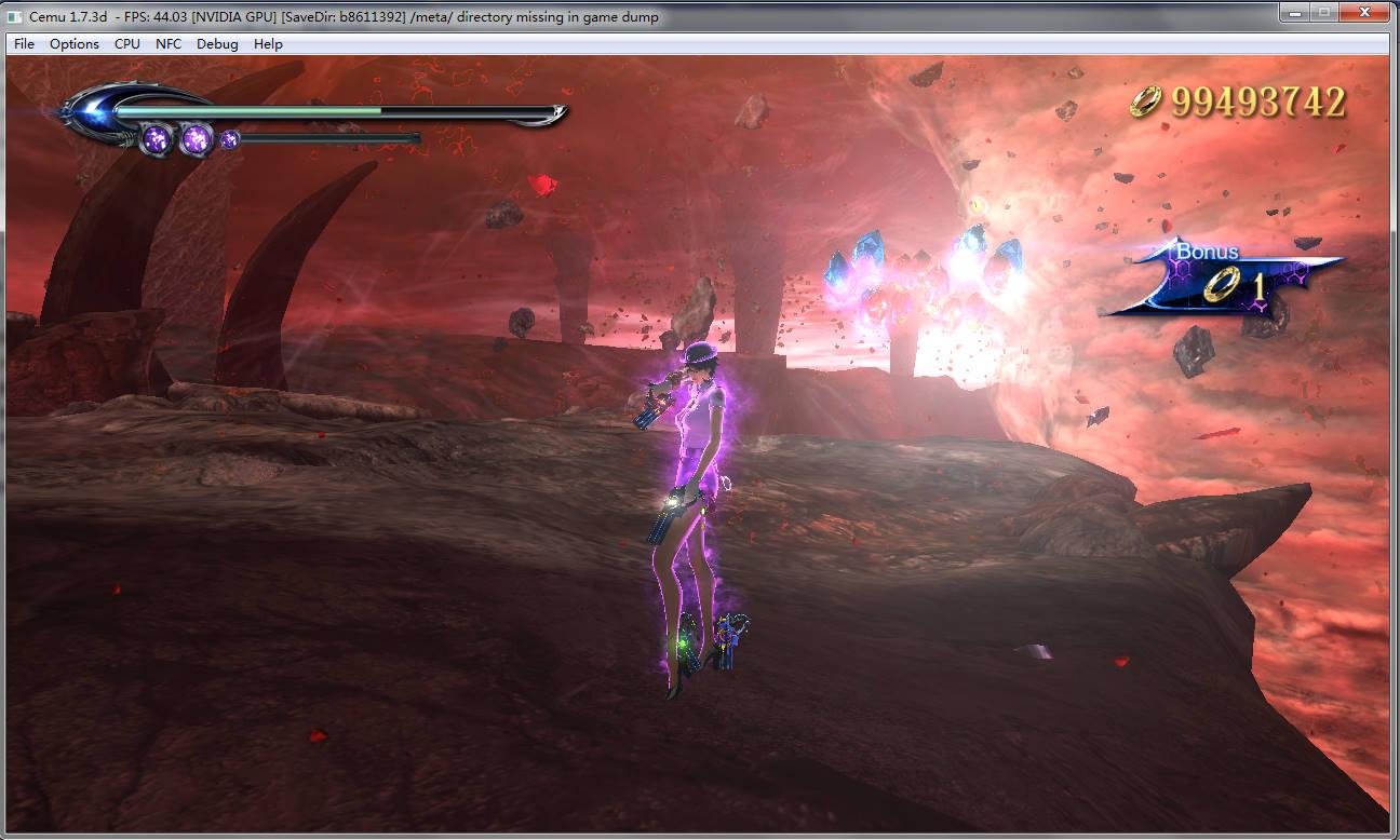 猎天使魔女2 模拟器版完美存档