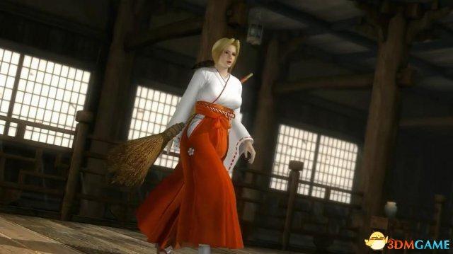 死或生5巫女服装DLC图鉴 死或生5巫女服装一览