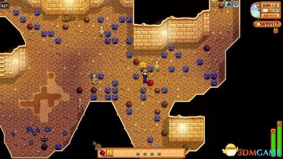 星露谷物语下沙漠矿洞深层技巧 沙漠矿洞多少层