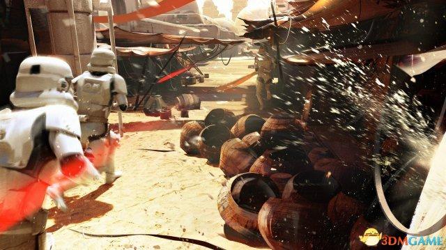 《星球大战:前线2》加入瞄准镜 单人有选择元素